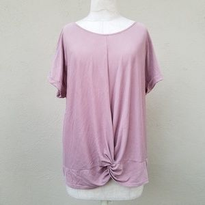 LuLus mauve top